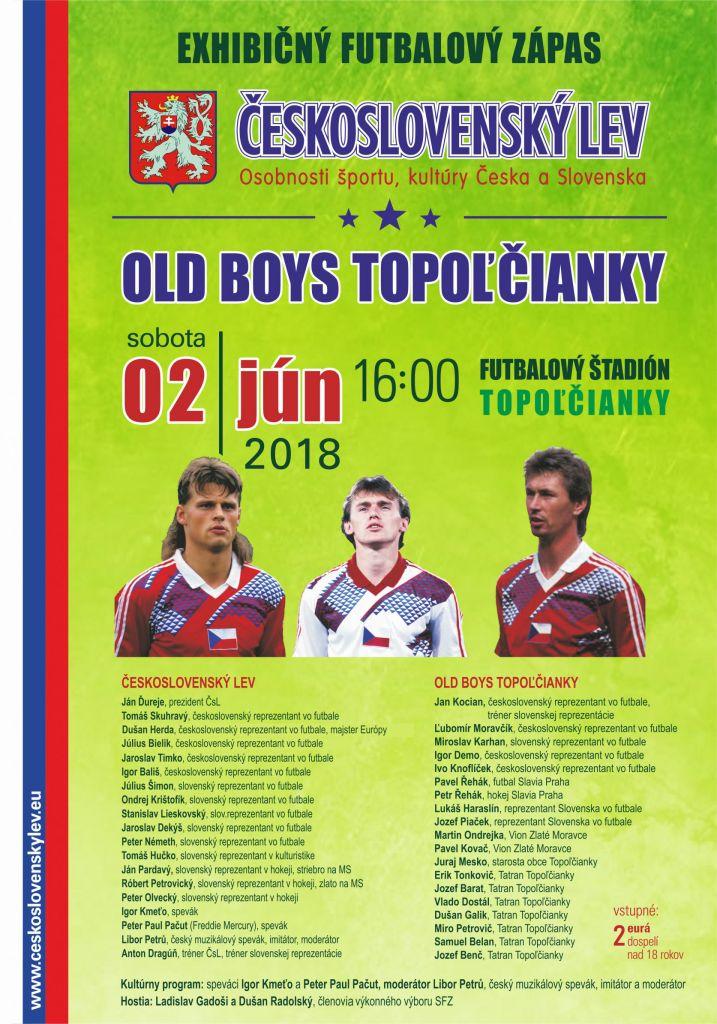 Oficiálna stránka obce Topoľčianky - Kalendár podujatí - Exhibičný ... df2f2b7241d
